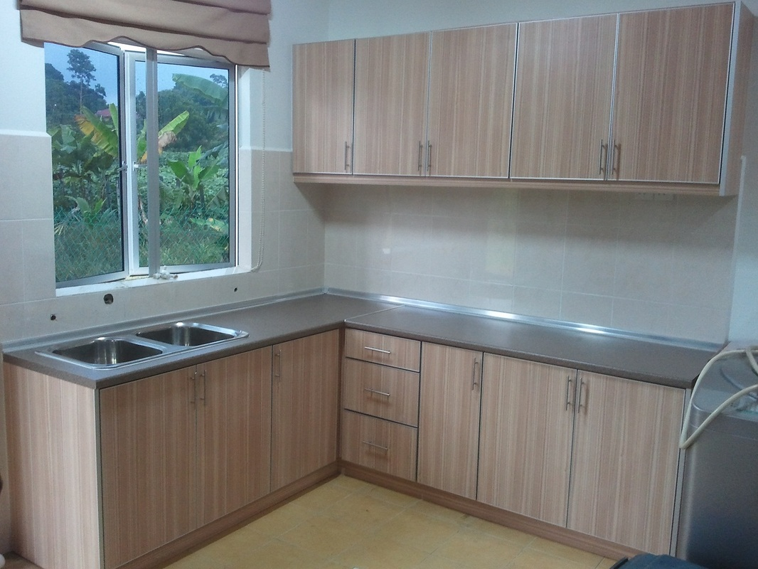 Ruangan Kabinet Offer Mahsya Kitchen